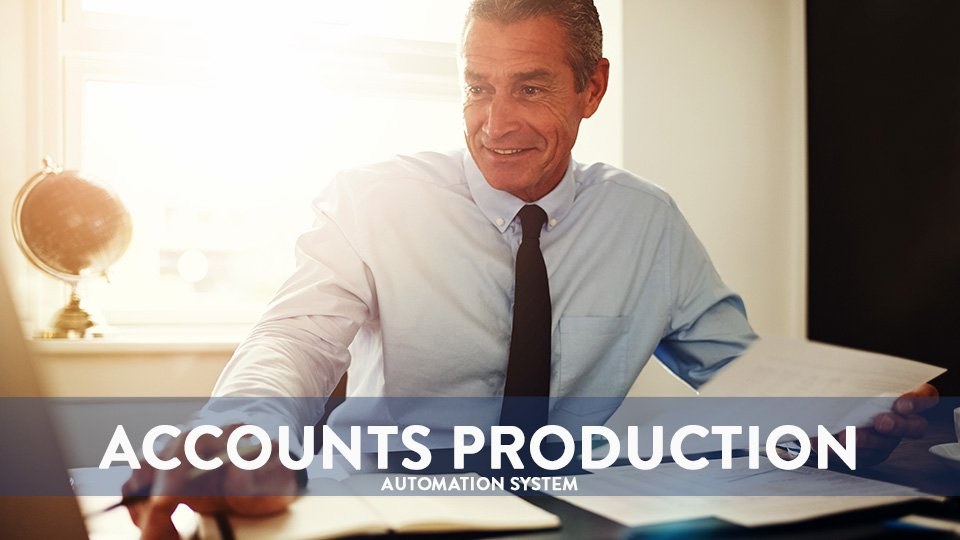 accounts-production-automation-system